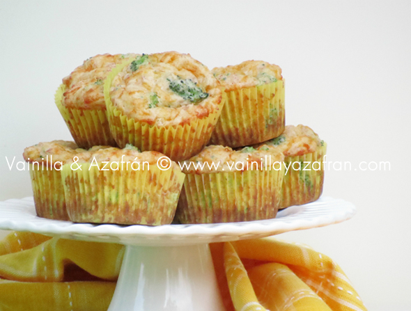 Muffins Salados de Hungry Food Love