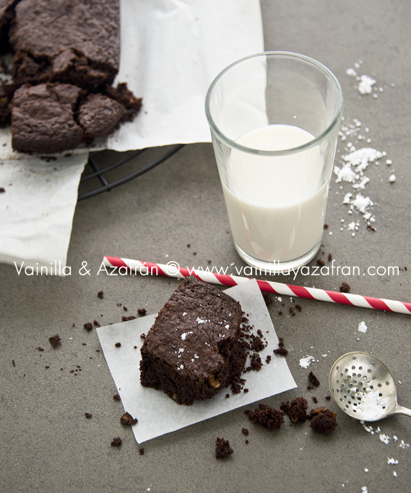 Brownies de avena