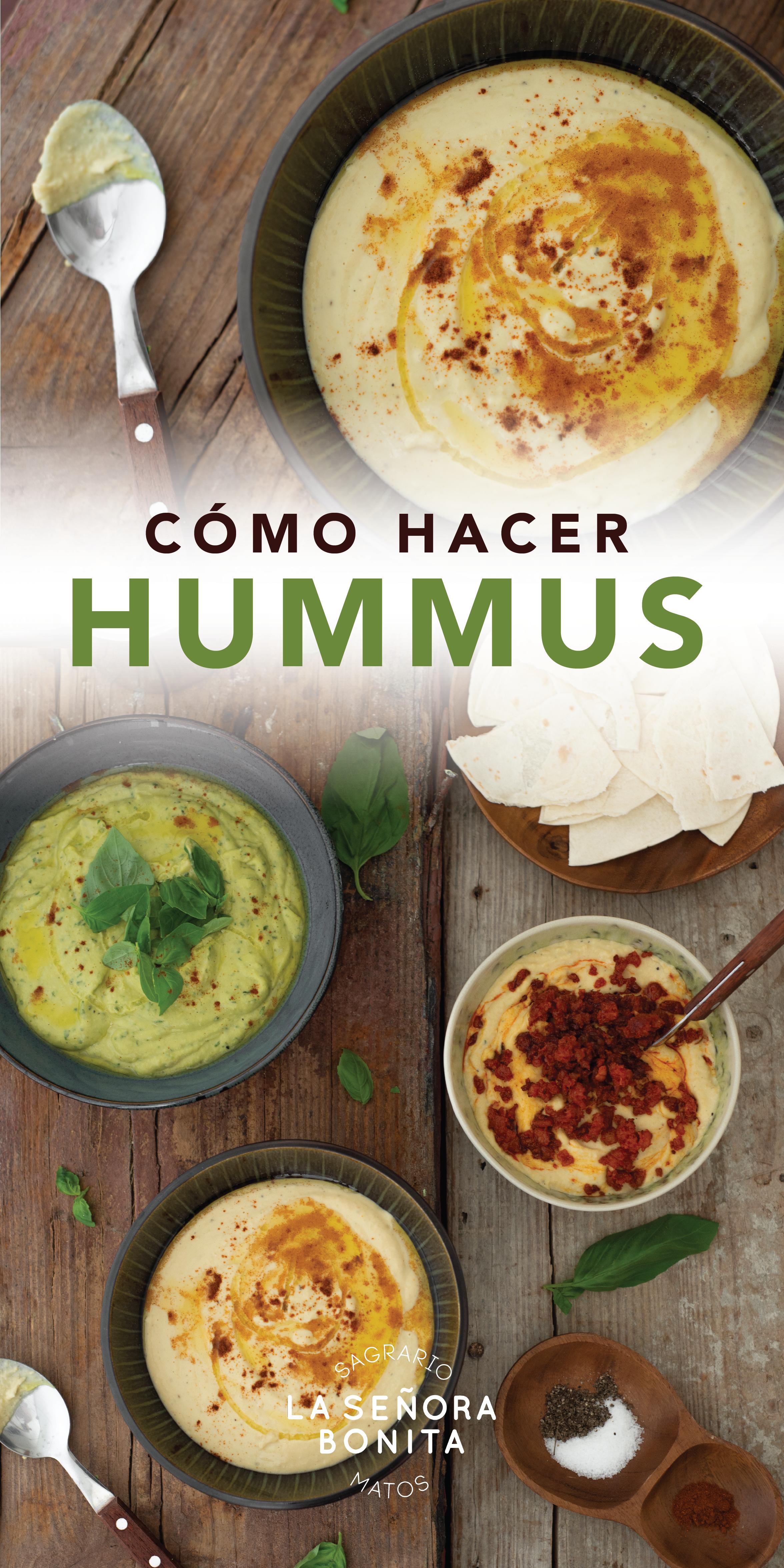 Bar de Humus o Hummus/ Sagrario Matos